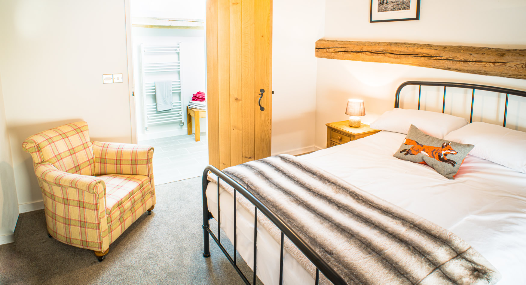 cruisecottageullswater-bedroom